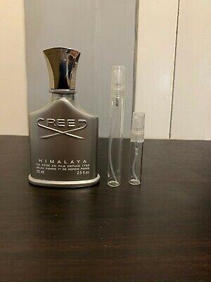 Creed Himalaya spray sample 5 ml, 10 ml decants