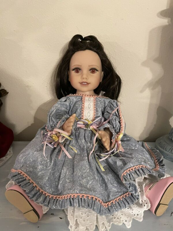 a life of faith doll