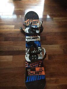 Firefly snowboard Oakville / Halton Region Toronto (GTA) image 1