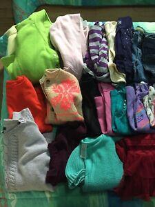 Girls clothing lot size 5-10