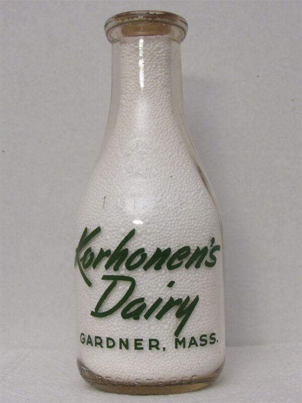 TRPQ Milk Bottle Korhonen Korhonen
