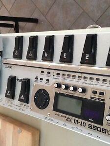 Boss GT10 Multi-effects pedal