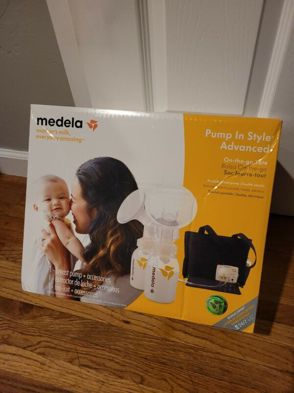 Medela Pump in Style Advanced Electric Breast Pump Brand New