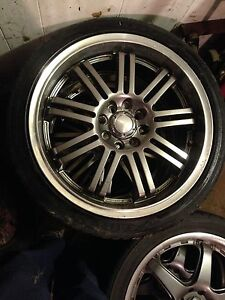 """Jantes """"mags"""" 17"""" 4x100"""