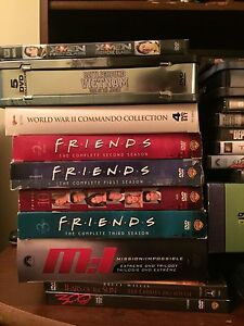 40+ DVDS GREAT CONDITION TV SERIES MOVIES