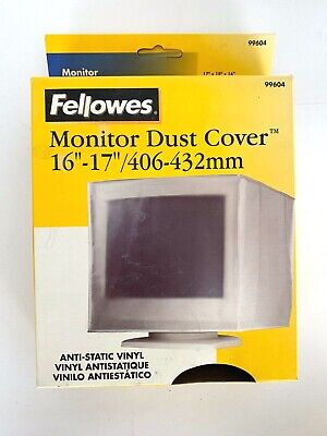 Fellowes Monitor Dust Cover 16-17