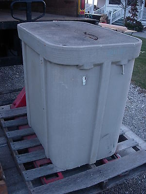 Quazite Outside Electrical Junction Box Tier 15 - New