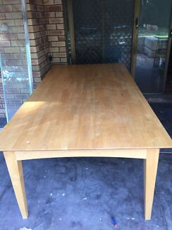 Large work bench/table