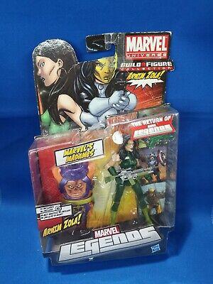 Marvel Legends Hasbro Arnim Zola BAF Madame Hydra figure New Sealed Rare