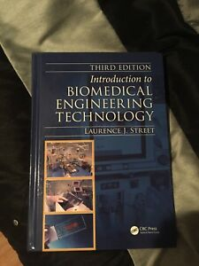 Biomedical engineering technology text books