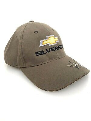 Chevy Silverado Trucks Olive drab Hunting Chevy Bowtie Camo accents Deer Skull - Olive Skull Camo