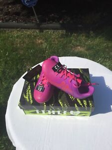 Soccer cleats for boys and girls