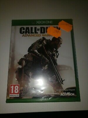 CALL OF DUTY Advanced Warfare - XBOX ONE - VF NEUF SOUS...