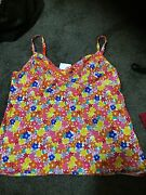 Intimo Floral Cami size 14 Regents Park Logan Area Preview