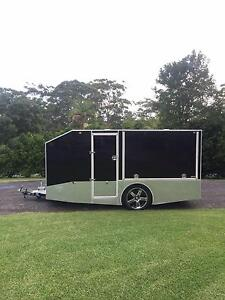 Go Kart Trailer / Toy Hauler Gosford Gosford Area Preview