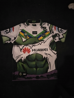Canberra Raiders Rugby League Special Jersey