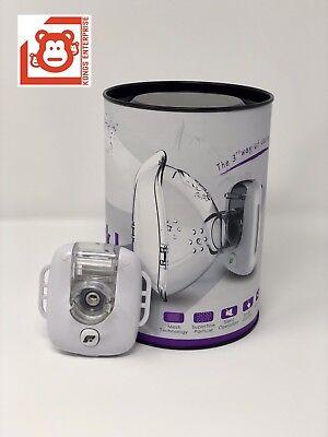 Feellife Portable Mesh Ultrasonic Nebulizer Air Mask I 1 Yr Factory Warranty