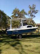 Boat, Haines Hunter v17c  Caboolture Caboolture Area Preview