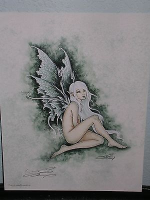 Amy Brown - Faery II - SIGNED - OUT OF PRINT