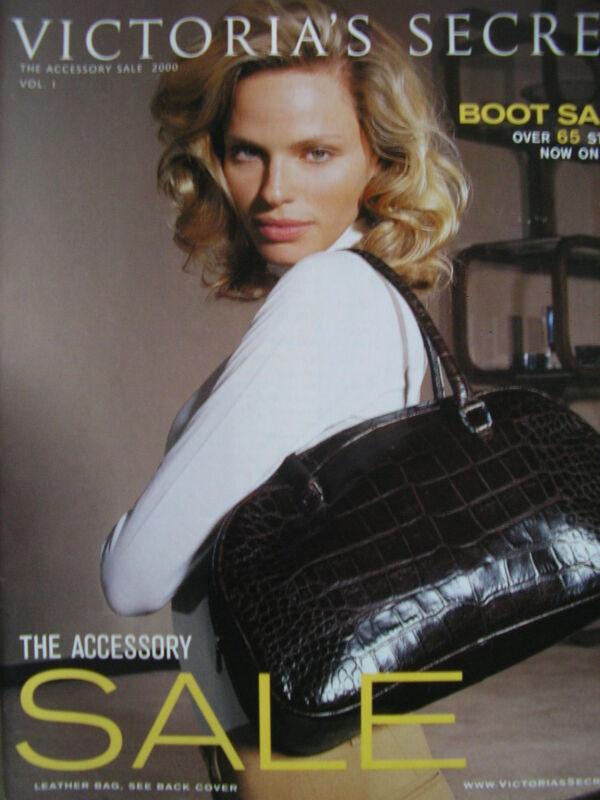 RACHEL ROBERTS  The Accessory Sale 2000 VICTORIA
