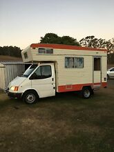 Ford Transit Motorhome 1999 Deloraine Meander Valley Preview