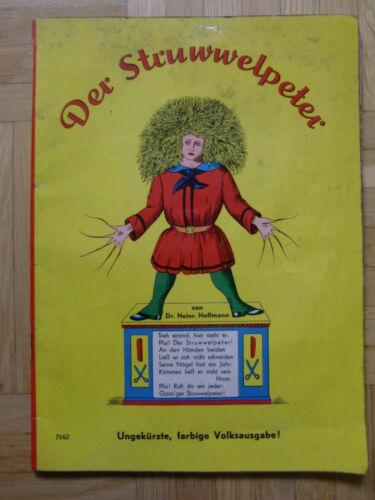 Dr. Heinrich Hoffmann - Der Struwwelpeter / Softcover