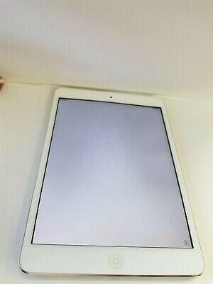 Apple iPad Mini 16gb White A1455 (Verizon) Great Table Discounted NW2195