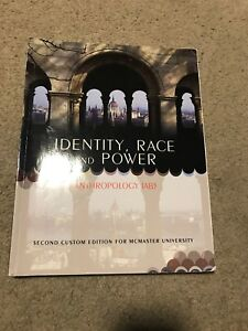 Identity Race and Power text book