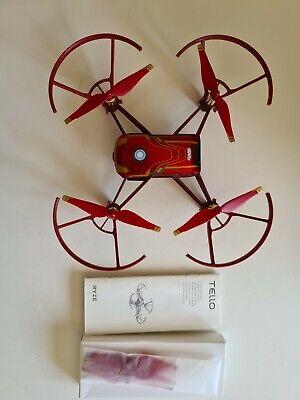Ryze Dji Tello Iron Man Drone