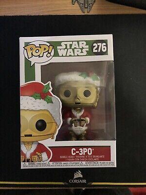 C-3PO (Holiday : Christmas) Funko Pop - Star Wars #276