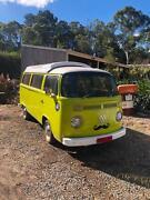 1974 Volkswagen Kombi Van/Minivan Coogee Eastern Suburbs Preview