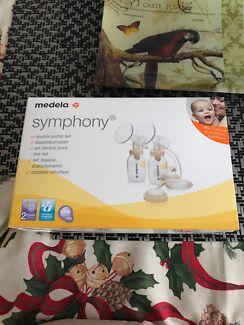 Medela Symphony double pump set