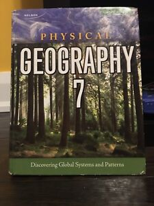 Physical geography 7 textbook