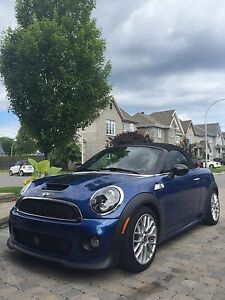 2013 Mini cooper S  roadster convertible