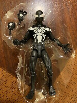 Marvel Legends SPIDER-MAN SYMBIOTE 6 inch Action Figure Loose Free Shipping