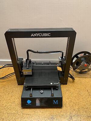 Anycubic i3 mega s ultrabase heated build plate 3d printer
