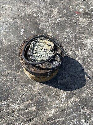 Excavator Grapple Magnet 18 230v Scrap