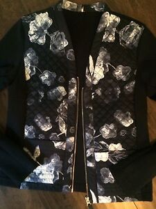 Lululemon Inky Floral Coat! New