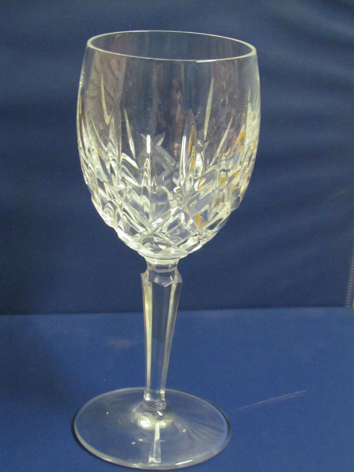 Gorham Cystal Lady Anne Wine Glass - $19.99