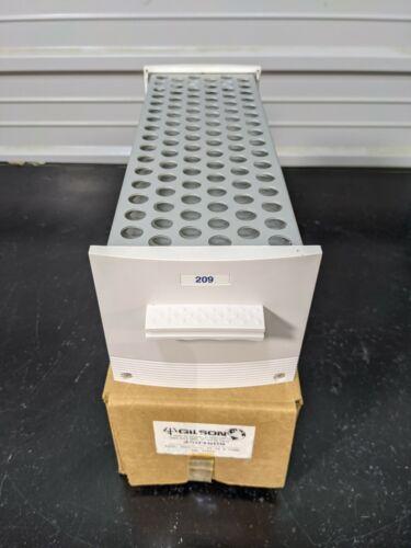 Gilson 2504609 Code 209 Liquid Handler Rack / Holds 96 12 x 32 mm Vials (2 mL)