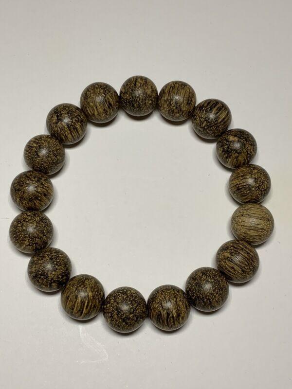 Indonesia Agarwood Beads Bracelet / 印尼沉香木珠手链/ Vòng Trầm Indonesia