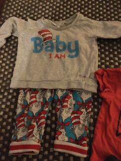 Baby boy pj sets
