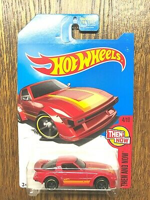 Hot Wheels 2017 Kmart Mazda RX-7 red exclusive