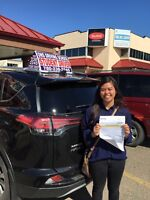 Driving Lessons- lessons at   very Good price in Edmonton