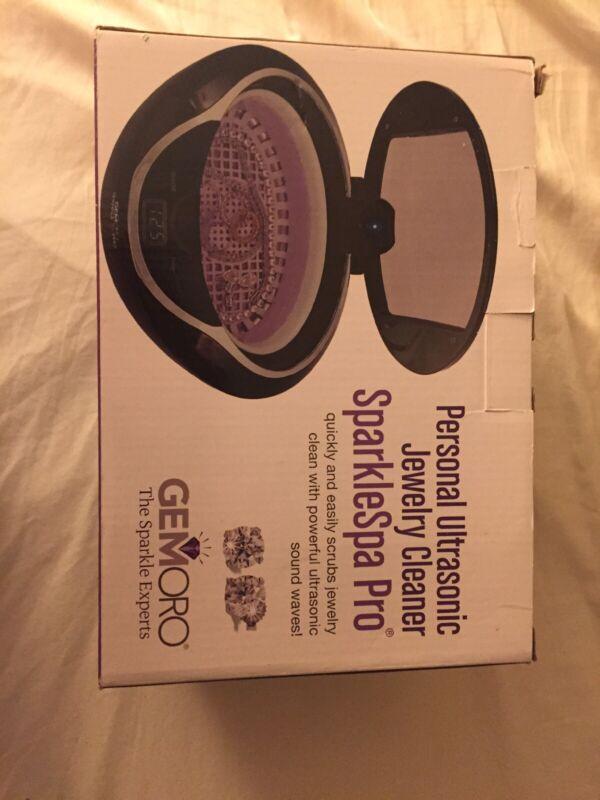 GemOro SparkleSpa Pro Black