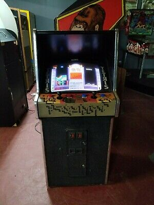 Atari Tetris Video Arcade machine cabaret