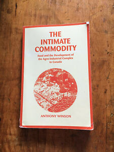 The intimate commodity textbook