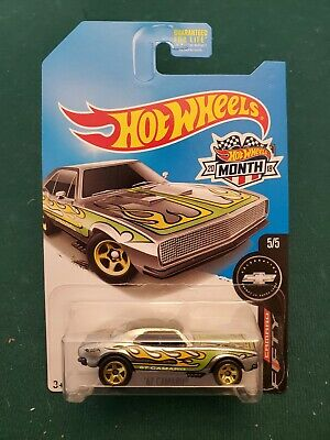 2018 Hot Wheels - '67 Camaro - Walmart Exclusive - Zamac