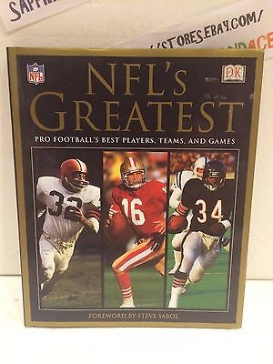 NFL's GREATEST PRO FOOTBALL'S BEST PLAYERS, TEAMS, AND GAMES LIKE
