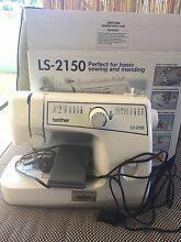 Brother Sewing Machine LS-2150 Kearns Campbelltown Area Preview
